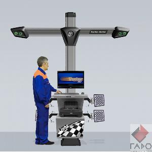 Стенд сход развал 3D ТехноВектор 7204 TA