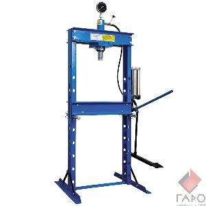 Пресс с ножным приводом усилие 20 тонн NORDBERG ECO N3620FL