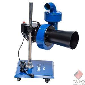 Мобильная установка для сбора выхлопных газов MEU05
