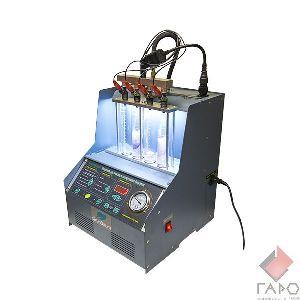 Стенд для ультрозвуковой очистки и проверки форсунок GrunBaum INJ4000