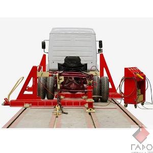 Комплект оборудования для правки рам,полуприцепов и спецтехники NSFB-P