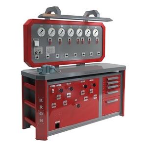 Стенд для проверки тормозов пневматического оборудования К-245