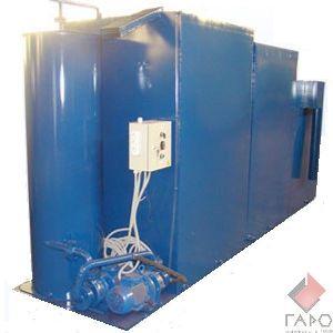 Очистные сооружения на 3-5 постов УКО-2П Plus